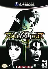 SOUL CALIBUR II 2 NINTENDO GAMECUBE GAME W/ CASE