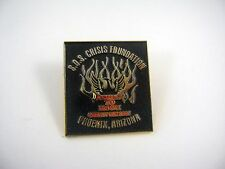 Collectible Pin: S.O.S. Crisis Foundation Ashes to Hope Charity Run 2001 Phoenix
