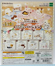 Nyanko Kitchen Miket Cat Home Electronics 7pcs -  Epoch Capsule Toy