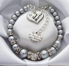 God Mother bracelet (1L) gift for godmother gift from goddaughter from godson