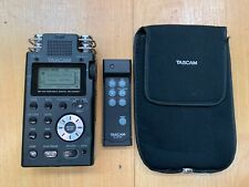 Tascam dr-100mkII Stereo Portable Recorder