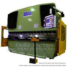 Us Industrial 125 Ton X 13 2 Axis Cnc Hydraulic Press Brake Ushb125 13