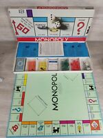 Vintage Monopoly Game Parker Brothers No.9 copyright 19351946 1961 USA OPEN BOX
