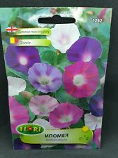 Morning glory Ipomoea Climber Seeds Mix 250cm tall Pink White Purple 100 seeds