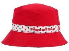 Toddler Kids New Era NHL Hockey Detroit Red Wings Reversible Summer Bucket Hat