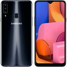 Samsung Galaxy A20 Sm-a205g Dual-sim 32gb Smartphone GSM Unlocked - Black