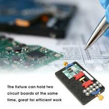 Steel Bga Fixture Ic Chip Soldering Pcb Fixing Holder Phone Repair Clamping Tool