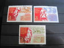 Sowjetunion,CCCP,UdSSR MiNr. 3802-3804 gestempelt (B 970)