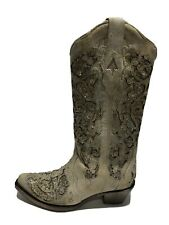 Corral Boots Womens Glitter Inlay A3322 US7.5 M
