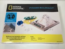National Geographic Pyramid Building Kit