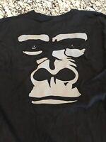 San Diego Zoo - Gorilla - Wild Animal Park - Black - L Large T Shirt