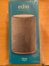 (NEW) Amazon Echo (3rd Gen) Smart Speaker with Alexa (2019) - Twilight Blue