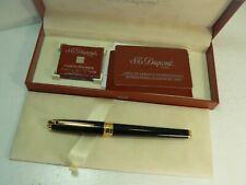 St Dupont Olympio stylo plume