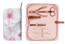 Ted Baker Chelsea Border Mini Manicure Kit BNWT Womens Designer Travel Beauty