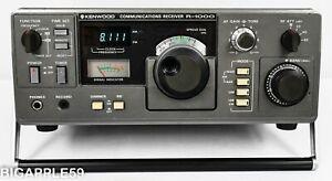 Kenwood R-1000 Shortwave Receiver AM SSB CW Radio ***SHERMAN TANK OF RADIOS***