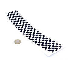 Chequered Flag Helmet Visor Sunstrip Sticker Motorcycle Race Rally Car Bike