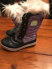Sorel Girls Purple Tofino 2 Boots Youth Girls 2