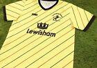 Millwall Away 1988-89 Away Replica Shirt Size large