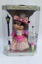 Very Victorian Minnie Mouse Disney Doll from Mattel NRFB Mint Condition NEW