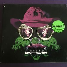 CD  The Prodigy - Hotride Green Sticker (4 Song)  XL RECORDINGS Digipack
