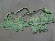 Chinese Military 7.62x39 Chest Rig Bandolier Rifleman for Type 56 Ammo Pouch SKS