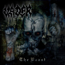 "VADER ""The Beast"" DIGIPAK CD Death Metal deicide morbid angel obituary unleashed"