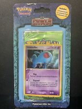 Pokemon 2007 EX Power Keepers Blister Pack + Promo Pack & Wobbuffet Promo Card