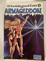 7 Alternative Underground Adult Comic Books