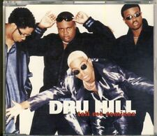 DRU HILL - tell me - Remixes  4 trk MAXI CD 1998