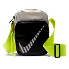 Nike Heritage 2.0 Winterized Crossbody Bag Desert Sand/Black Unisex BA6060-008