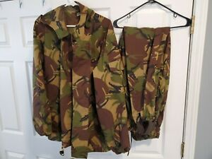 Russian ANA Tactical Kulka (DPM) Camouflage Suit Large (52-4)