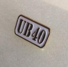 UB40 Reggae Music Legends Enamel Badge - Ska Birmingham Band Rare & Collectible