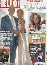 Hello magazine John Cleese wedding Kate Middleton Princess Beatrice Ennis