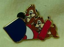 Disney Americana Chip & Dale Fireworks Pin