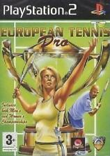 European Tennis Pro PS2