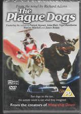 THE PLAGUE DOGS (RICHARD ADAMS) ALL REGION DVD JOHN HURT JAMES BOLAM NEW/SEALED