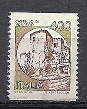 1983 ITALIA CASTELLO BOBINA 400 LIRE MNH ** - EDRR7956
