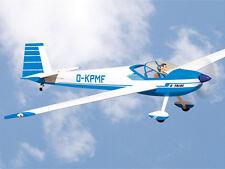 Pichler C Hawk SF25 Marin rouge bleu deux places Voilier à moteur Oracover 6870
