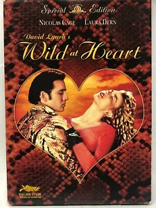Wild at Heart - Special Edition - REGION 1 - DVD - AusPost with Tracking