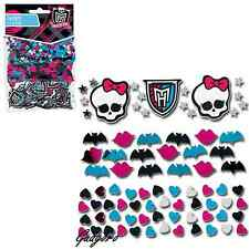Monster High Birthday Confetti Bag Fillers Decorations Party Supply Favor Prizes