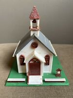HO SCALE LIFE LIKE #1350 CHURCH Assembled Model Train Railroad RR