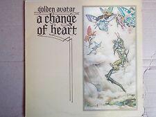 Golden Avatar - A Change of Heart LP