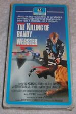 The Killing of Randy Webster VHS Video Hal Holbrook Sean Penn