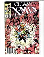 Classic X-Men #14 Oct 1987 Marvel Comic.#87078D*8