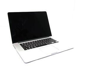 "Apple MacBook Pro A1398 2015 15.4"" | 2.50GHz i7-4870HQ | 16GB | 500GB | Big Sur"