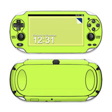 Sony PS Vita Skin Kit - Solid Lime - Decal Sticker