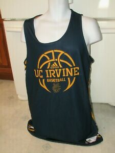 UCI Anteaters  men's Basketball team jersey University California Irvine  2XL