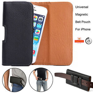 Leather Waist Bag Belt Clip Pouch Case For iPhone 11/Pro/Max XS/XR/X 8+ 7+ 6/6S+