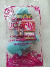 McDonalds ICarly Customizable Dog Toy Number 6 From 2010