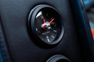 Porsche 914 factory duplicate center console clock
